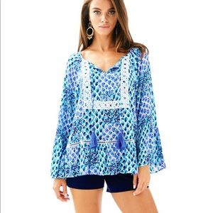 Lilly Pulitzer Amisa Top Small NWT